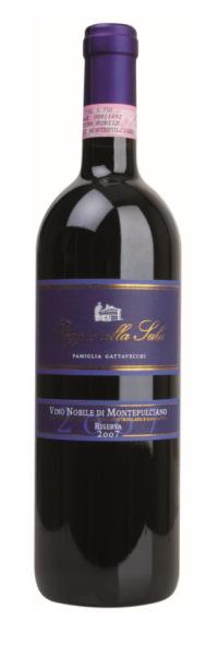 Poggio alla Sala Vino Nobile di Montepulciano Riserva DOCG 2012 0,75l