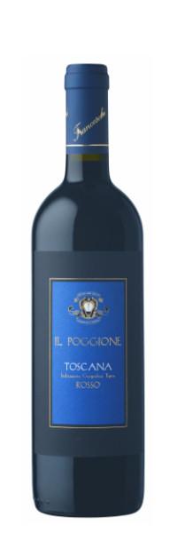 Il Poggione Rosso Toscana 2013 0,75l