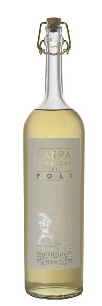 Poli Grappa Sarpa Barrique di Poli 0,7l 40% vol.