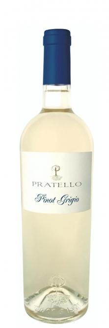Pratello Pinot Grigio Garda DOC 2016 0,75l