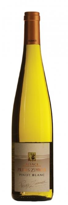 Preiss-Zimmer Pinot Blanc AOC Alsace 2015 0,75l