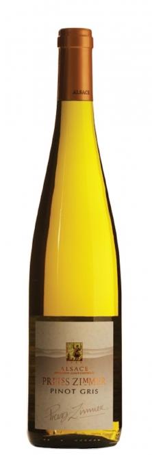 Preiss-Zimmer Pinot Gris AOC Alsace 2015 0,75l