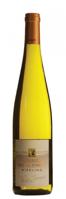 Preiss-Zimmer Riesling AOC Alsace 2015 0,75l