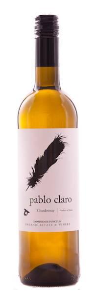 Dominio de Punctum PABLO CLARO Chardonnay VT Castilla BIO 2016 0,75l
