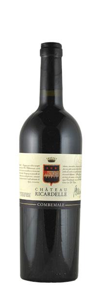 Château Ricardelle COMBEMALE Rouge Coteaux du Languedoc AOC 2015 0,75l