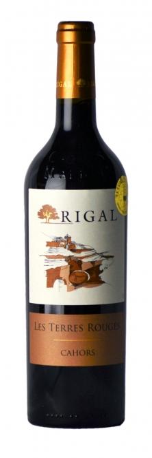 Rigal Terroir Terres Rouges AOC Cahors 2012 0,75l