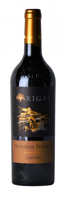 Rigal Terroir Troisièmes Terrasses AOC Cahors 2012 0,75l