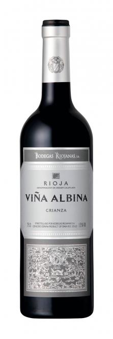 Bodegas Riojanas Vina Albina Crianza DOCa 2013 0,75l