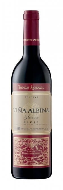Bodegas Riojanas Vina Albina Reserva Vendimia Seleccionada DOCa 2011 0,75l