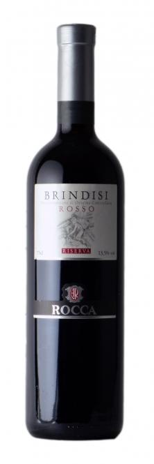 Rocca BRINDISI Rosso Riserva DOC 2010/11 0,75l