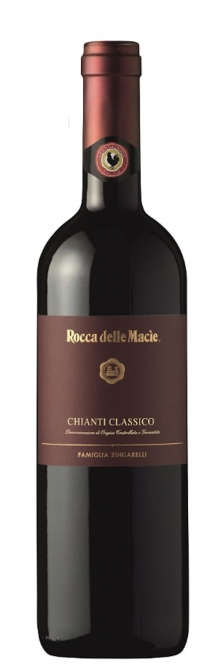 Rocca delle Macìe Famiglia Zingarelli Chianti Classico  DOCG 2015 0,75l