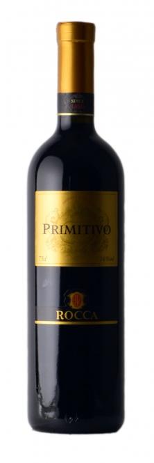 Rocca PRIMITIVO IGP Puglia 2015 0,75l