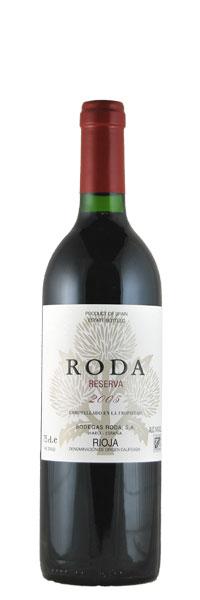 Roda Reserva Rioja 2008 0,75l