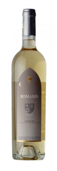 Château Romanin ROMANIN Blanc IGP Alpilles 2014 0,75l