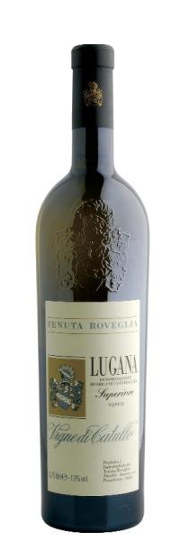 Tenuta Roveglia VIGNE DI CATULLO Lugana Superiore DOC 2014 0,75l