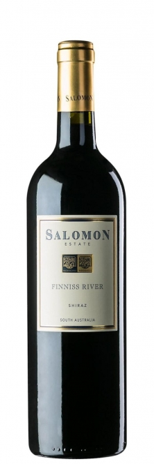 Salomon Estate FINNISS RIVER SHIRAZ 2013 0,75l