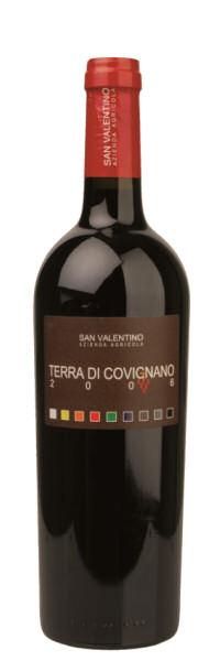San Valentino TERRA DI COVIGNANO Sangiovese Superiore di Romagna DOC 2011/2012 0,75l
