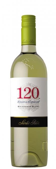 Santa Rita 120 Sauvignon Blanc 2016 0,75l