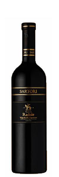 Sartori RADOLE Valpolicella Superiore DOC 2014 0,75l