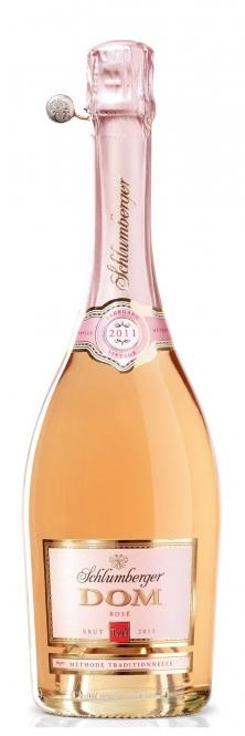 Schlumberger DOM T-FX-T Rosé Brut 2013 0,75l