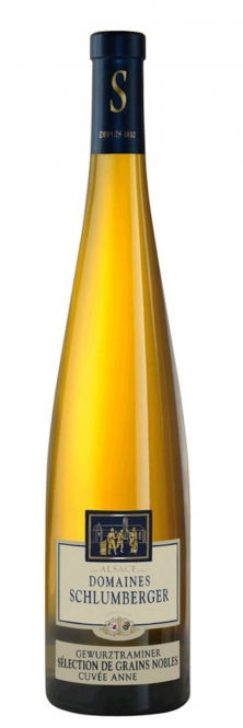 Schlumberger Gewurztraminer CUVEE ANNE Selection des Grains Nobles 2009 0,75l