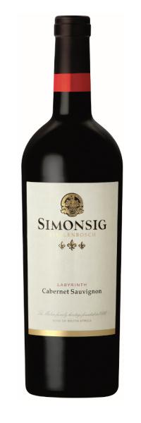 Simonsig LABYRINTH Cabernet Sauvignon 2014 0,75l