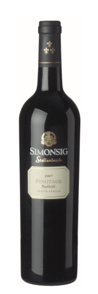 Simonsig Pinotage Reserve REDHILL Stellenbosch 2014 0,75l