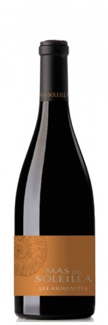 Mas du Soleilla LES AMMONITES AOC Coteaux du Languedoc La Clape BIO 2014 0,75l