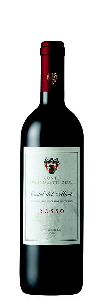 Conte Spagnoletti Zeuli CASALE MATILDE Castel del Monte Rosso DOC 2016 0,75l