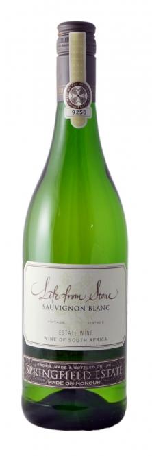 Springfield Estate LIFE FROM STONE Sauvignon Blanc 2015 0,75l