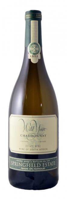 Springfield Estate WILD YEASTS Chardonnay 2014 0,75l