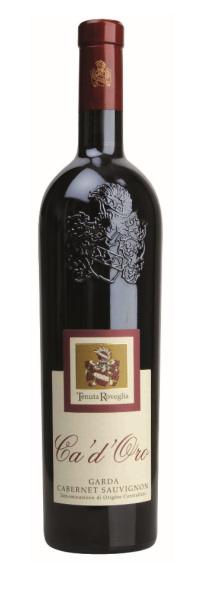 Tenuta Roveglia Cabernet Sauvignon CA D´ORO Garda DOC 2013 0,75l