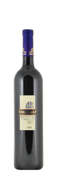 Terra d´Aligi Montepulciano d´Abruzzo DOC 2015 0,75l