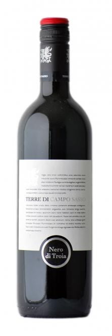 Terre di Campo Sasso Nero di Troia IGT Puglia 2012 0,75l