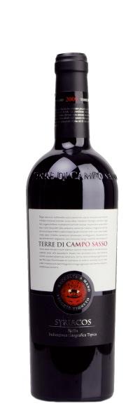 Terre di Campo Sasso Syriacos Vecchia Vigneto IGT Sicilia 2014 0,75l