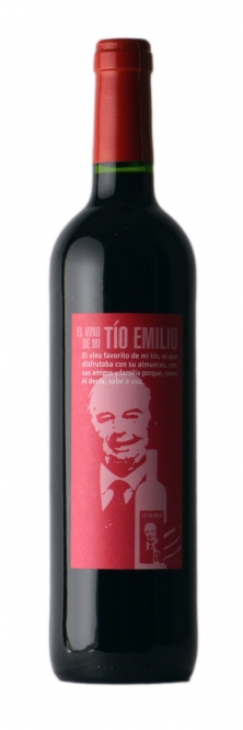 Bodegas Vegalfaro TIO EMILIO Utiel-Requena DO 2014 0,75l