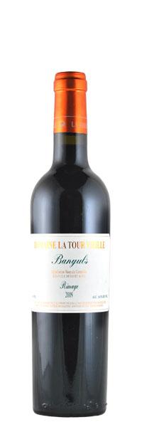 Domaine La Tour Vieille Rimage Banyuls AOC 2015 0,5l