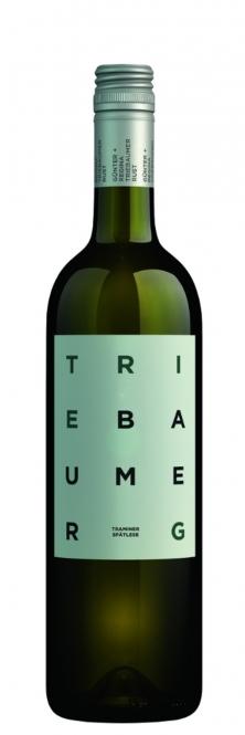 Triebaumer Traminer Spätlese 2016 0,75l