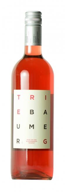 Triebaumer Blaufränkisch Rosé 2016 0,75l