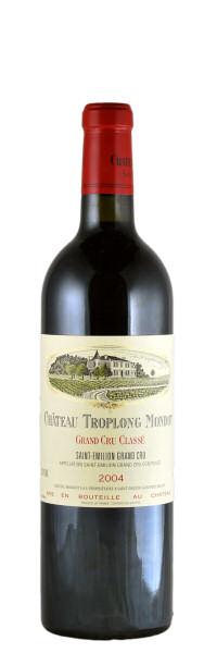 Château Troplong Mondot Grand Cru Classé 2004 0,75l