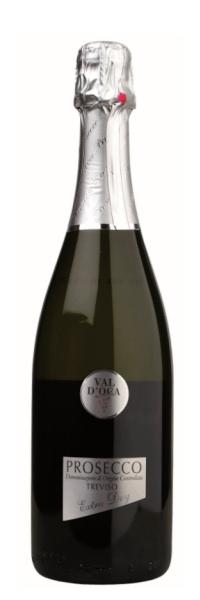 """Val d´Oca """"Silber"""" Prosecco Spumante Extra Dry Treviso DOC 0,75l"""