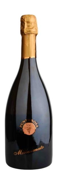 Val d´Oca PUNTO ROSA Spumante Rosé Brut Millesimato 2015 0,75l