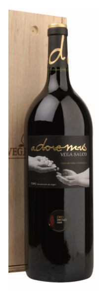 Bodegas Vega Sauco ADOREMUS Reserva de Familia Toro DO MAGNUM 1,5l