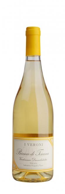 I Veroni Bianco di Toscana IGT 2015 0,75l