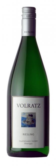 Schloss Vollrads VOLRATZ Riesling trocken 2016 1,0l