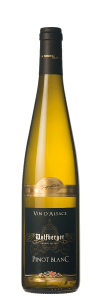 Wolfberger Pinot Blanc Signature AOC Alsace 2016 0,75l