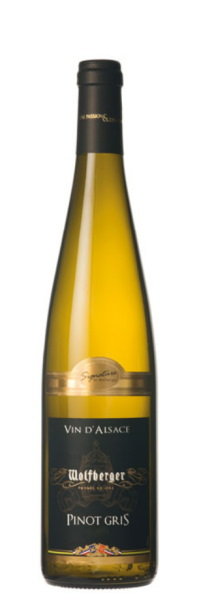 Wolfberger Pinot Gris Signature AOC Alsace 2016 0,75l