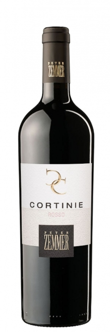 Peter Zemmer Cortinie Rosso IGT 2013 0,75l
