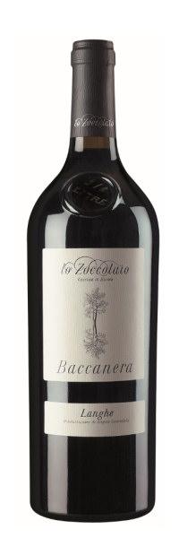 Lo Zoccolaio BACCANERA Langhe Rosso DOC 2013 0,75l