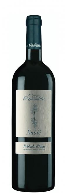 Lo Zoccolaio NUBIE Nebbiolo d´Alba DOC 2014 0,75l